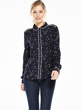 yas-starling-print-shirt