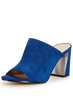 nine-west-gemilynbspmid-heel-block-soft-mule-blue