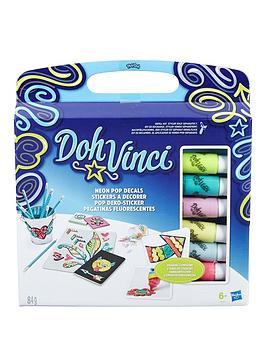 doh-vinci-neon-pop-decals-refill-kit
