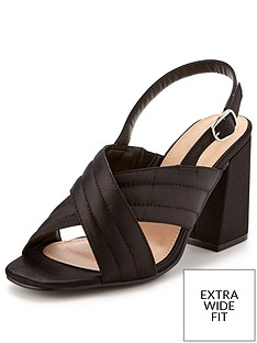 so-fabulous-anna-extra-wide-fit-cross-over-front-heeled-sandal--black