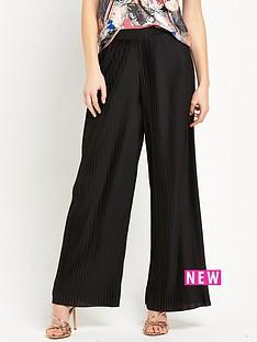 river-island-pleated-trouser-black