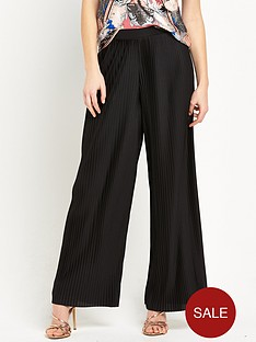 river-island-pleated-trouser-black