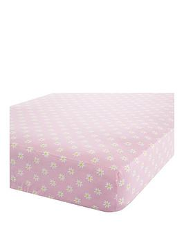 catherine-lansfield-daisy-dreamer-fitted-sheet