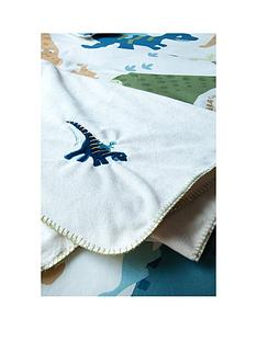 catherine-lansfield-dinosaur-throw