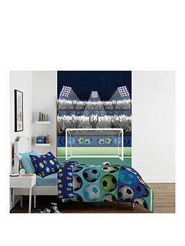 catherine-lansfield-football-wall-mural