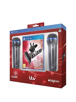 playstation-4-the-voice-with-two-usb-microphones-ps4