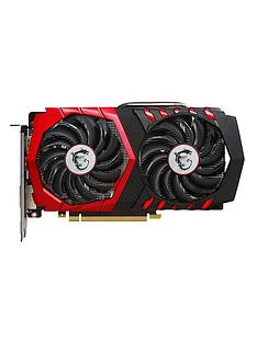msi-nvidia-geforce-gtx-1050-ti-gaming-x-4g-pci-express-graphics-card