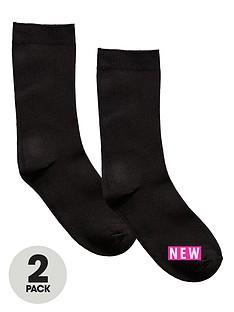 charnos-2pack-cotton-modal-socks
