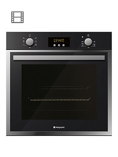 hotpoint-bz831ck-60cm-built-in-single-electric-oven-black