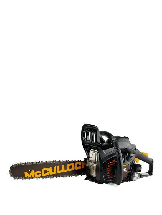 Mcculloch cs42s chainsaw very greentooth Images
