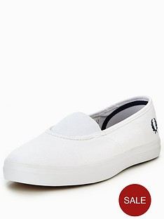 fred-perry-aubyn-slip-on-canvas