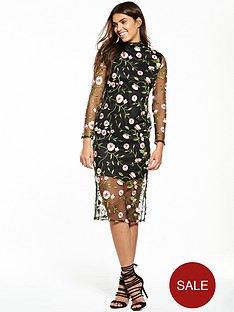 v-by-very-premium-embroidered-mesh-dress