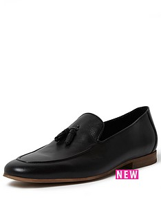 river-island-mens-tassel-leather-loafer