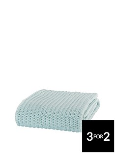 catherine-lansfield-knitted-throw-in-duck-egg
