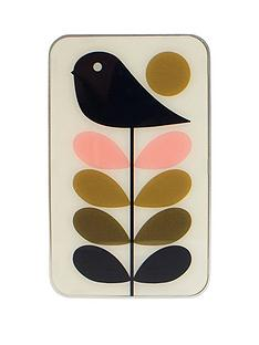 orla-kiely-orla-kiely-mini-portable-charging-power-bank-for-all-iphoneipadsmartphone-amp-all-usb-enabled-devices-ditsy-early-bird-amp-early-bird-design