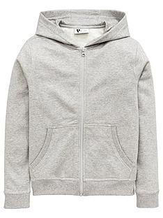 v-by-very-schoolwear-unisex-pe-school-basic-hoodynbsp--grey