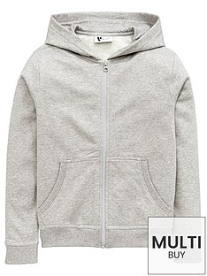 v-by-very-schoolwear-unisex-pe-school-basic-hoodynbsp--grey
