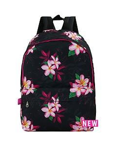 kangol-tropical-print-backpack