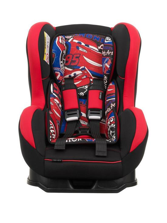 Disney Cars Group 0 1 Car Seat