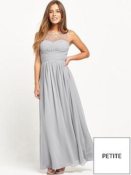 little-mistress-petite-maxi-dress-grey