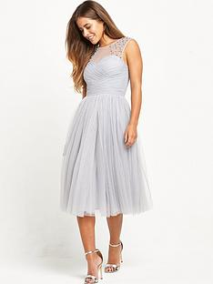 little-mistress-petite-midi-dress-grey