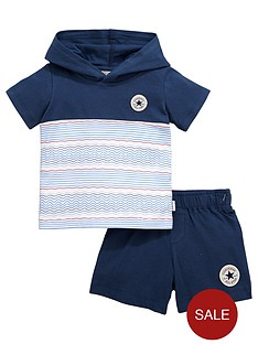 converse-baby-boys-hooded-shorts-set
