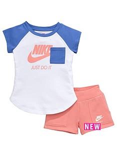 nike-nike-toddler-girl-ft-short-set