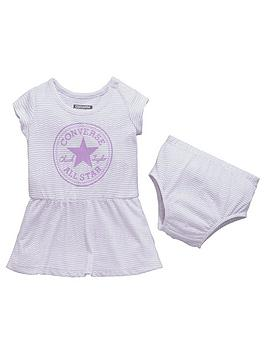 converse-baby-girl-2-piece-dress-set