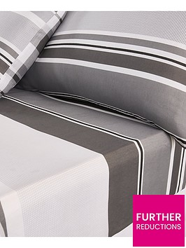 catherine-lansfield-falmouth-fitted-sheet-twin-pack