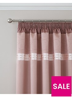 catherine-lansfield-gatsby-lined-pencil-pleat-curtains
