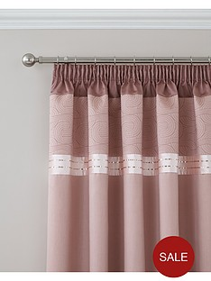 catherine-lansfield-gatsby-pleated-curtains