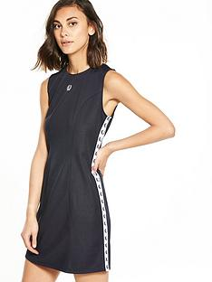 fred-perry-taped-tennis-dress