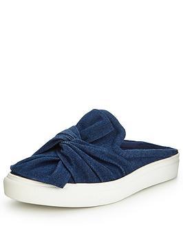 v-by-very-dotty-knotted-slide-skate-shoe-denim
