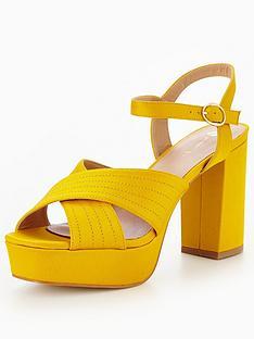 v-by-very-rose-satin-platform-sandal-mustard