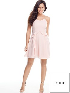 v-by-very-petite-frill-detail-cami-dress-blush