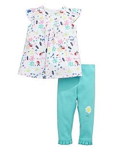 ladybird-baby-girls-floral-woven-top-and-legging-set
