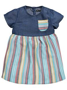 mini-v-by-very-toddler-girls-chambray-amp-stripe-dress