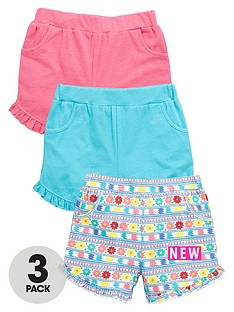 mini-v-by-very-toddler-girls-frill-hem-shorts-3-pack