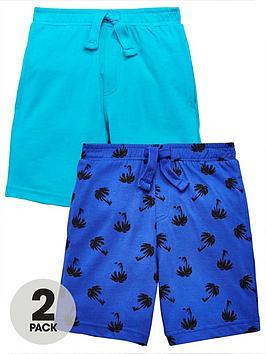 mini-v-by-very-toddler-boys-2pk-aop-printed-jersey-shorts