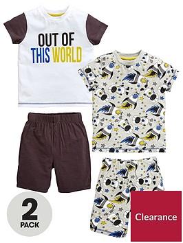 mini-v-by-very-boys-2pk-space-short-pyjamas