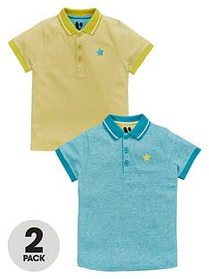 mini-v-by-very-toddler-boys-starnbsppolo-shirts-2-pack