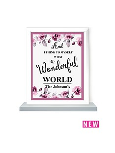 personalised-what-a-wonderful-world-poster