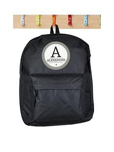 personalised-backpack