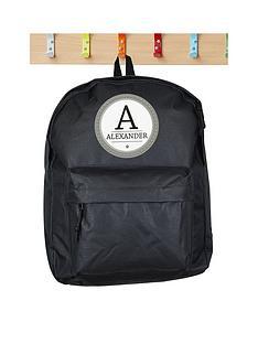 personalised-backpack