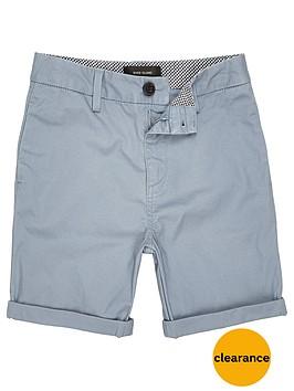 river-island-boys-blue-chino-shorts