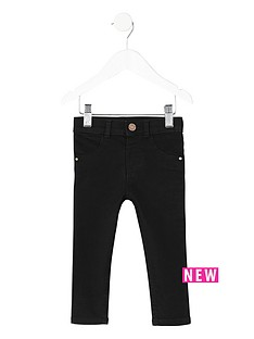 river-island-mini-girls-black-molly-skinny-jeans