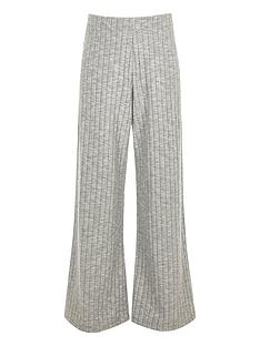 river-island-girls-grey-soft-ribbed-palazzo-trousers