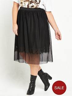 ri-plus-tulle-and-lace-midi-skirt-black