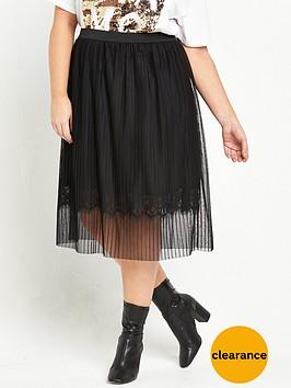 ri-plus-tulle-and-lace-midi-skirt-black