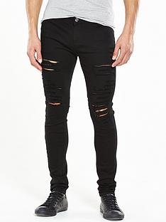 criminal-damage-camden-distressed-skinny-jeans